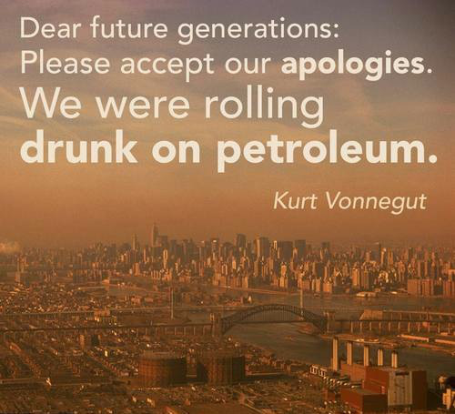 Kurt Vonnegut saying